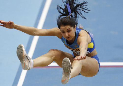В Киеве стартовал командный чемпионат Украины по легкой атлетике