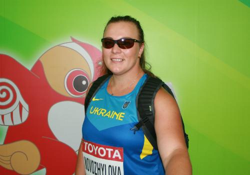 Ірина Новожилова: «Все робила правильно, але молот не летів»