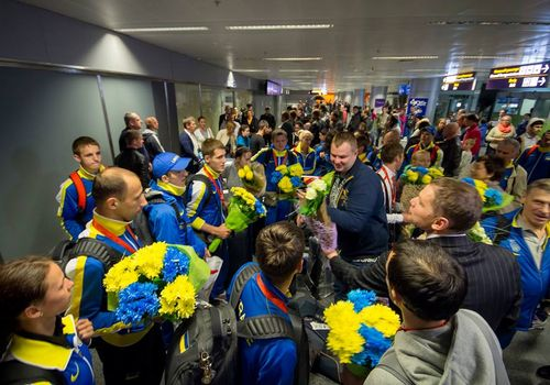 Фото Міністерства молоді та спорту України