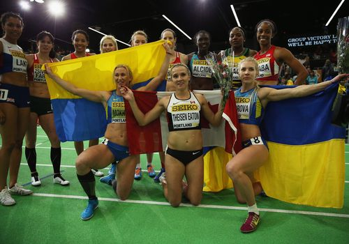 (c)Getty Images for IAAF