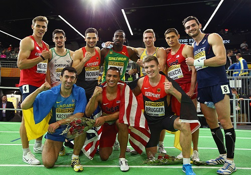 ©Getty Images for IAAF